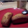 Mini cakes au miel et aux pignons de pin