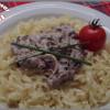 Fusillini sauce au thon