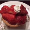 Tartelettes aux fraises et à la chantilly