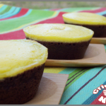 Mini duo fondant chocolat et cheesecake