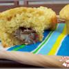 Muffins coco, coeur de  bounty