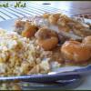 Rôti de porc aux 5 épices et aux abricots secs