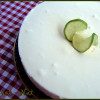 Bavarois au citron vert