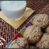 Cookies aux flocons d'avoine et pépites de chocolat