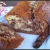 marbré à la danette vanille - chocolat