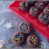 Sablés de noël au chocolat  (Bredele)