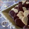 Sablés à la noisette et au chocolat