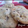 Cookies chocolat noir et noix de pécan