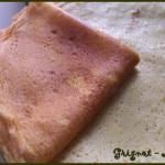 Pâte à crêpes sans temps de repos