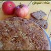 Gâteau aux pommes et spéculoos