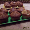 muffins à l'ananas et au coco