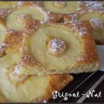 Pommes en carré (gâteau aux pommes)