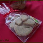 biscuits vanille et pavot
