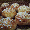 briochettes au sucre perlé