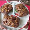 Brownies crunchy au sirop d'érable