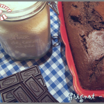 cake chocolat, noix de coco et rhum