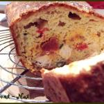 Cake poulet, poivrons et chorizo