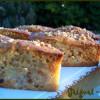 Mini cakes au miel, abricots secs et noisettes