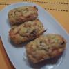 Mini cakes poireau et jambon