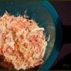 Salade coleslaw (carotte et chou)