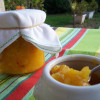 Confiture oranges et kakis