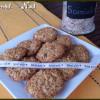 Cookies aux 5 céréales et abricots secs