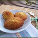 madeleines à la noix de coco