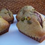 Mini marbrés chocolat, pistache