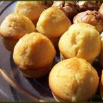 Muffins au lemon curd (Regent's Park)