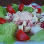 Chicago salad (Salade souvenir de jeunesse)