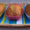 Petits gâteaux pommes, noix et cannelle