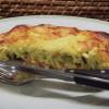 Gratin de courgette au fromage blanc