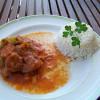 Sauté de porc à la méditerranéenne