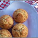 Muffins pépites de chocolat et éclats de caramel