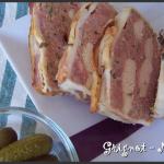 Terrine porc et poulet