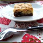 Brookies (gâteau brownie et cookies)