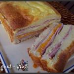 cake croque - monsieur (le fameux)