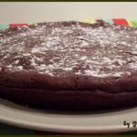 Gâteau aux petits suisses et au chocolat