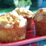Muffins aux abricots et amande
