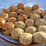 Mini scones pour tea time