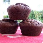 muffins au chocolat au tofu soyeux