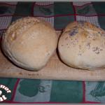 Petits pains au sésame et au pavot