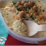 Houmous (mezzé libanais)