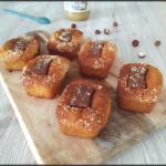 Mini moelleux miel et noisette