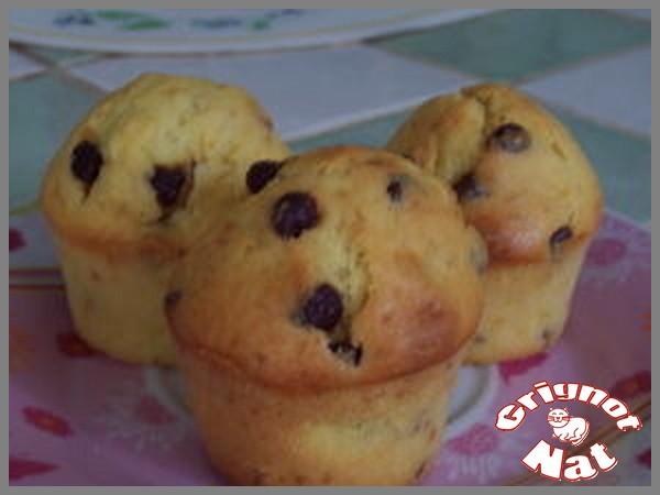 muffins pepites choco 3