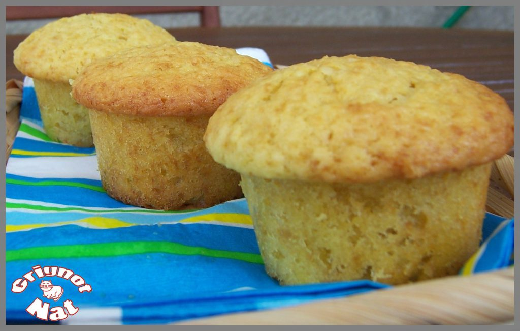 muffins coco bounty