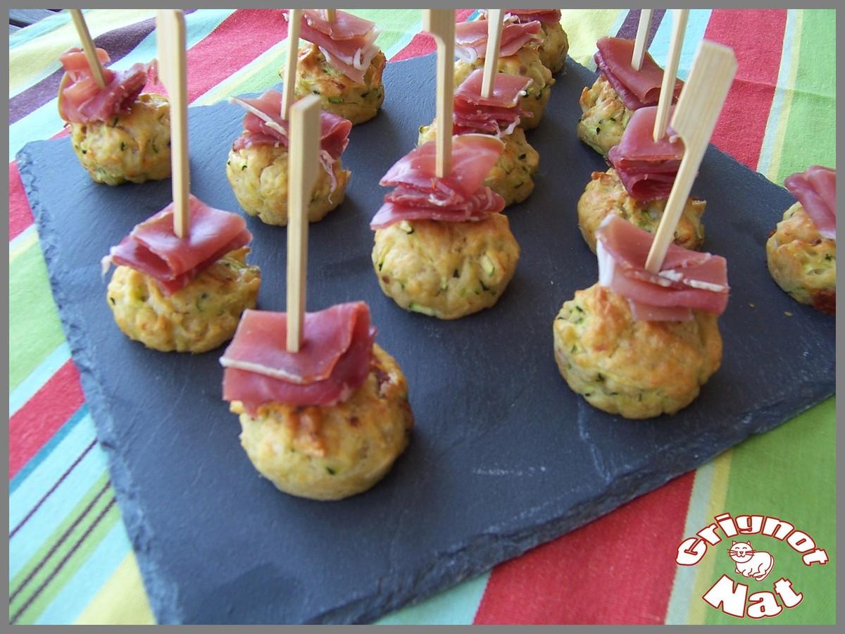 Recette Cake Mini Courgette