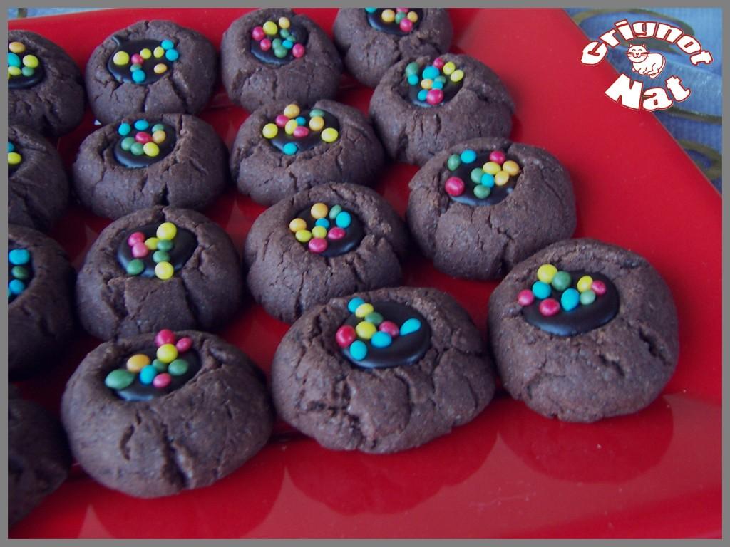 sablés au chocolat 2