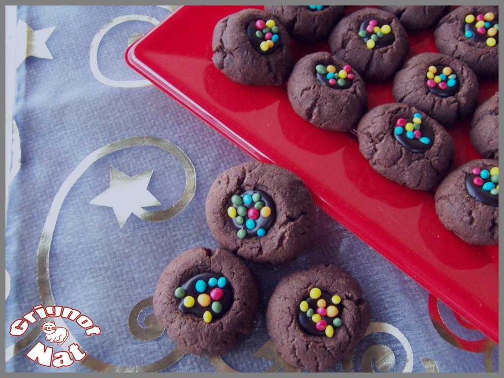 sablés au chocolat 3