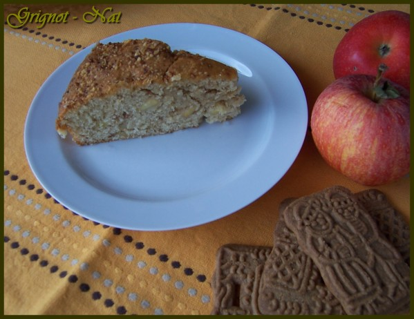 Gateau-pommes---speculoos-3